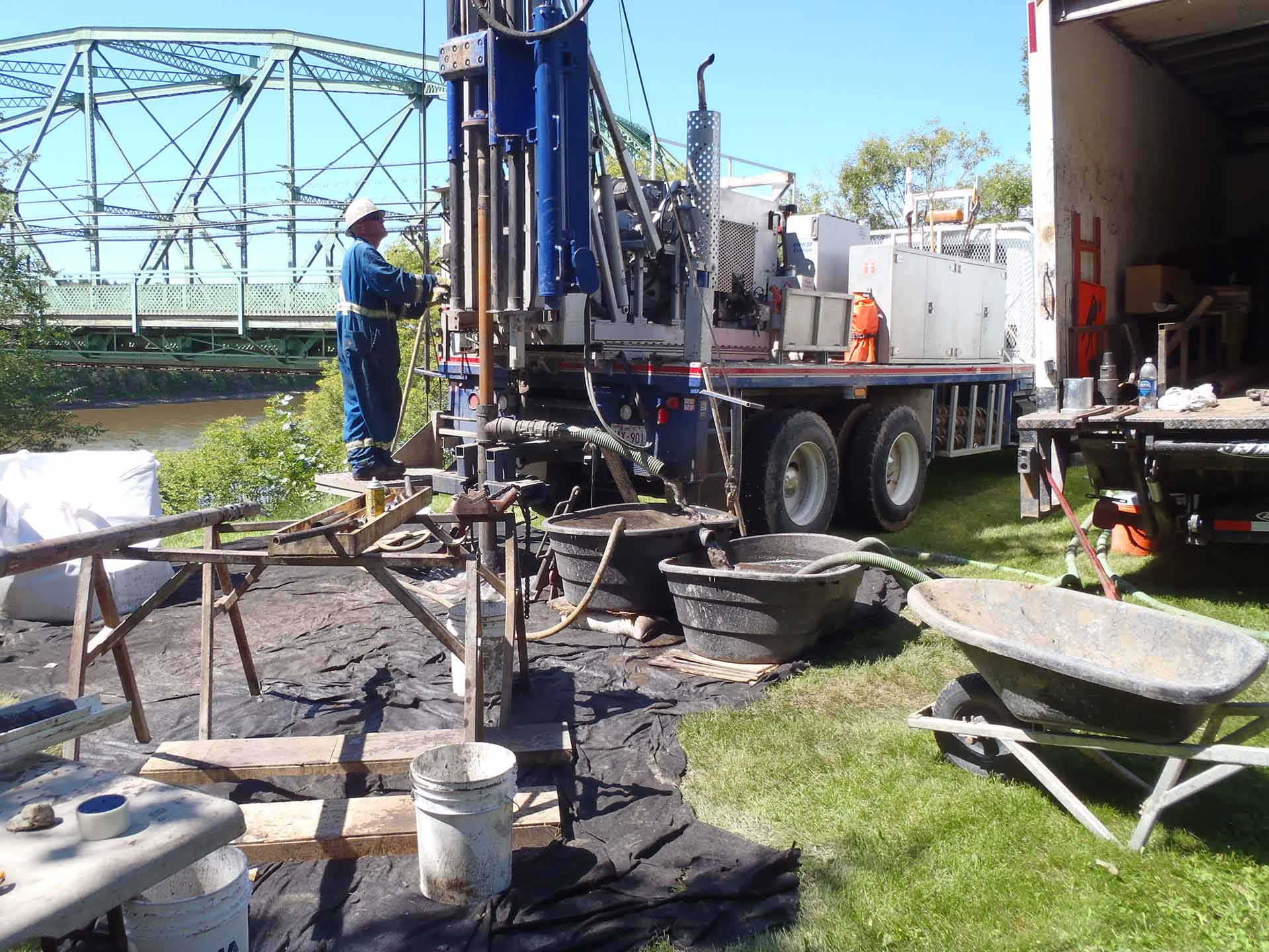 about geotechnical society of edmonton